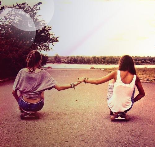 Je suis pas sentimentale ... mais sa veut pas dire que je t'aime pas ... ♥
