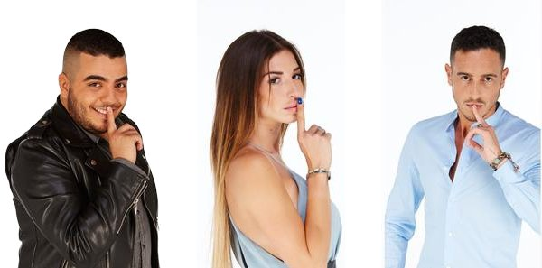 Les 4 prétendants du Before Secret #SS10