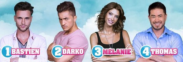 Nominations : Bastien / Darko / Mélanie / Thomas (Semaine 10) #SS10