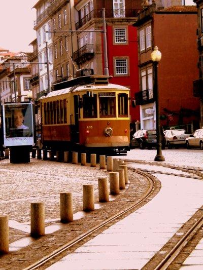 Tramway , Porto .