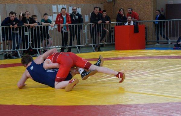 Compétition à Palais sur Vienne