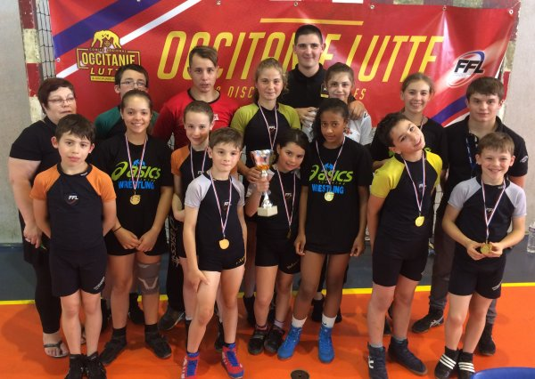 Championnat Régional Poussins/Benjamins