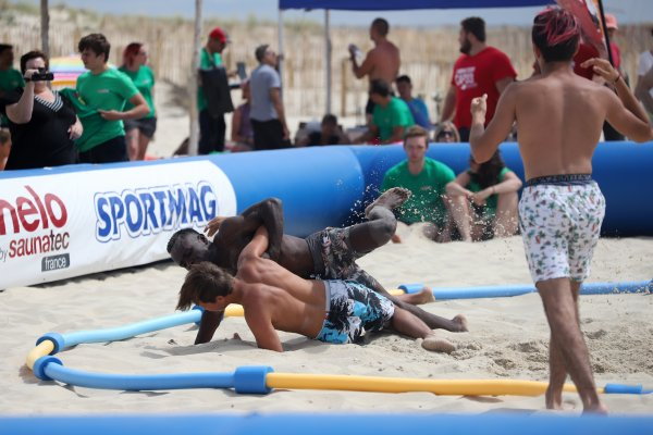 Beach Wrestling Tour 2018