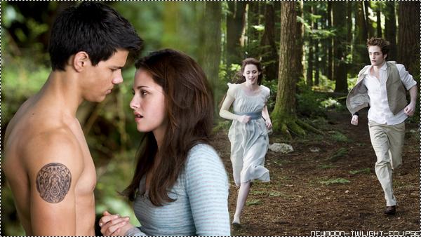 Twilight, Chapitre 2 : Tentation  Les citations