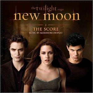 Twilight, Chapitre 2 : Tentation  Soundtrack