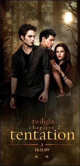Twilight, Chapitre 2 : Tentation  Les secrets de tournage