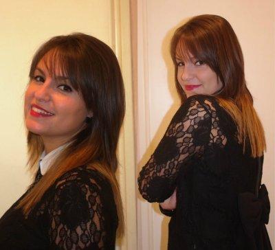Ma soeur, Mon sang.♥