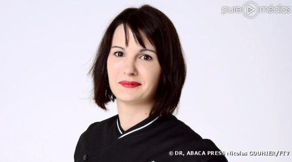 """Audrey Gellet gagnante de """" Qui sera le prochain Grand pâtissier ? ''"""