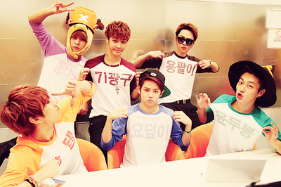 Fanfic : B2st-Fiction