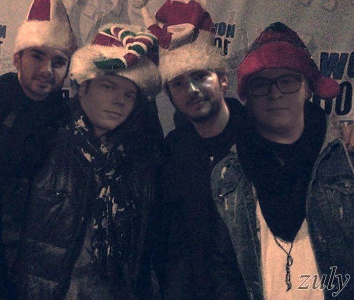 HORS CONCOURS Les OS de Noel : Seconde partie !!!