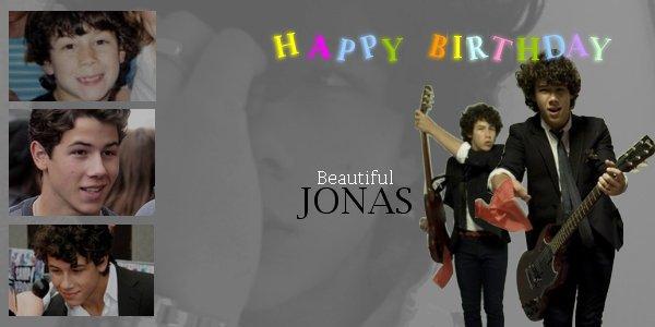 Happy Birthday Nick ♥