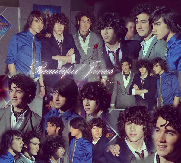 Les Jonas se sont encore montrés cette semaine :)
