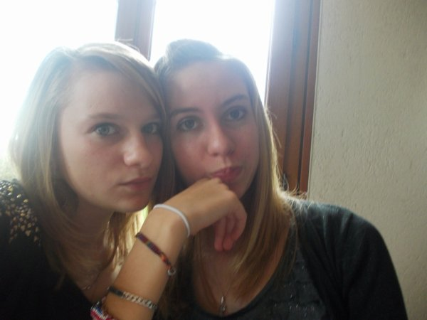 Sarah & Cassandre : For The Life <3