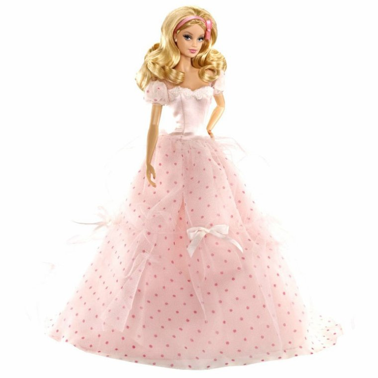 Barbie dolls are dispensable toys for every little girl in their childhood