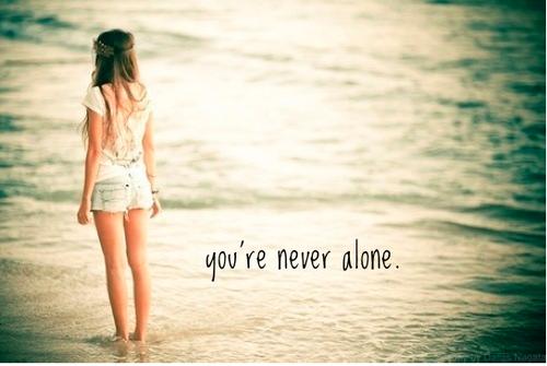 ஐ Never Alone