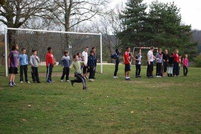 Action jeune et Borie Bru rassemblé pour un rugby