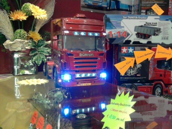 Salon du modelisme de Dortmund (Camions)