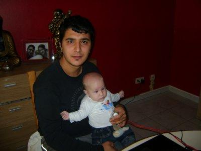 mon fils d'amour et mon ti homme