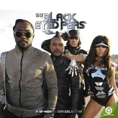 THE BLACK EYED PEAS!