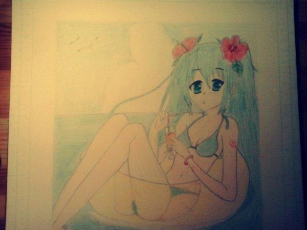 3eme dessins par mangaforeverofficiel