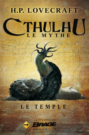 - Le temple de Howard Phillips Lovecraft ___7,00¤ _