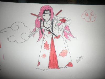 voila les dessin de ma prochaine fic :D(c est mwa qui l ai est fait ils sont pas fini)