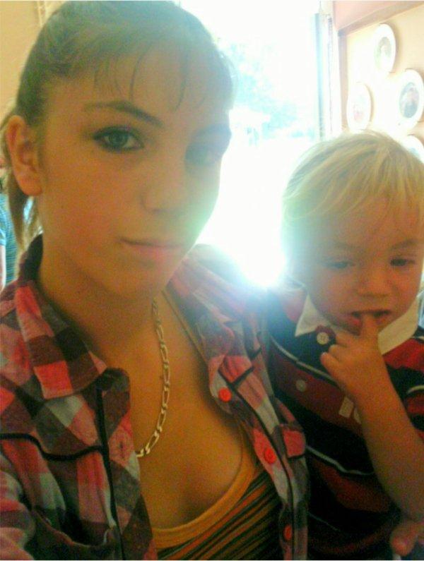 moi et mon frere alain =)