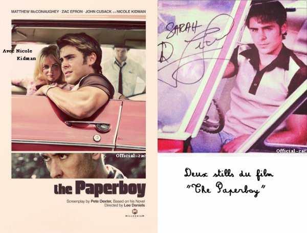 Stills du film The Paperboy qui sortira en 2013