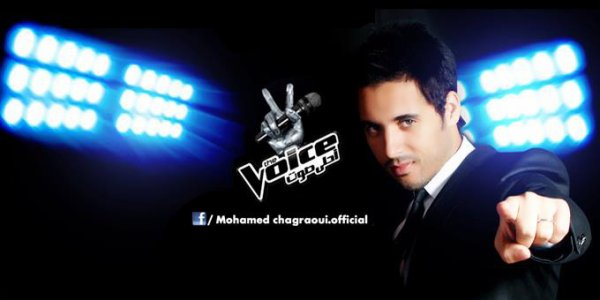 mohamed chagraoui the voice 2012