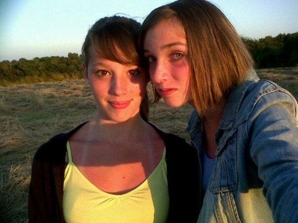 Helene & Moi♥