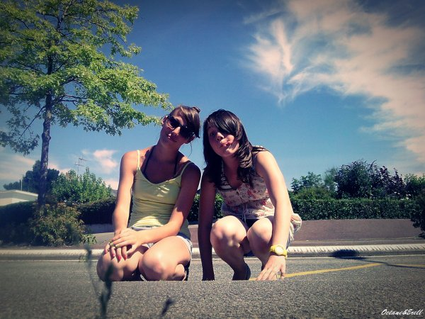 Océane & Erell♥