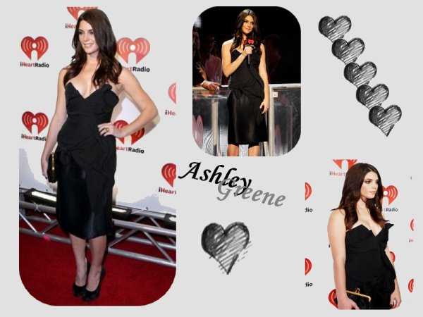 1 ère tenue de star : ASHLEY GREENE