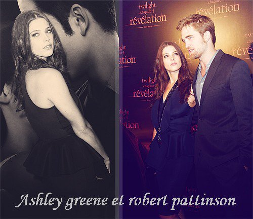 Spécial Evènement : FAN EVENT ASHLEY ET ROBERT