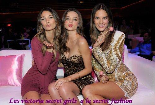 Spécial Evènement : Miranda Kerr pour le victoria secret fashion show