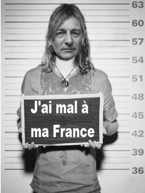 J'ai mal à ma France ;)