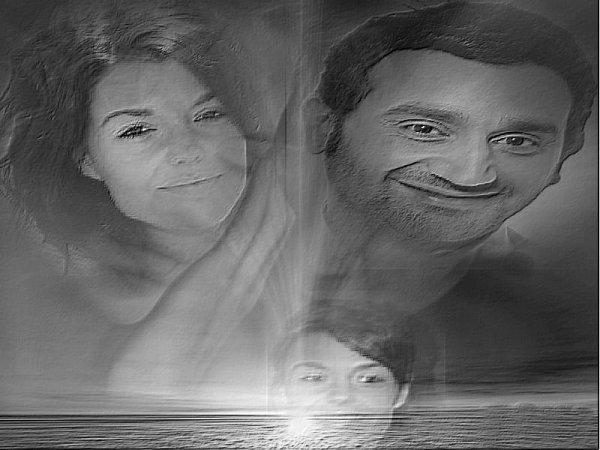j'adore ils sont trop beau  Cyril et sa femme :)