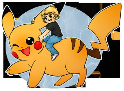 Pikachu en taille de géant !