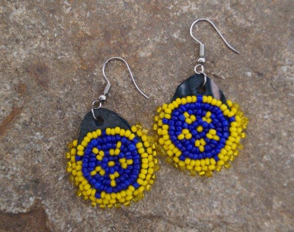 Boucles d'oreille (à vendre)
