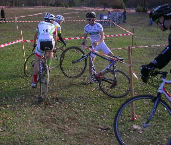Cyclo cross Flayosc