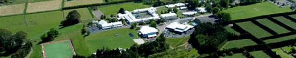 Mon lycée en Nouvelle Zélande !