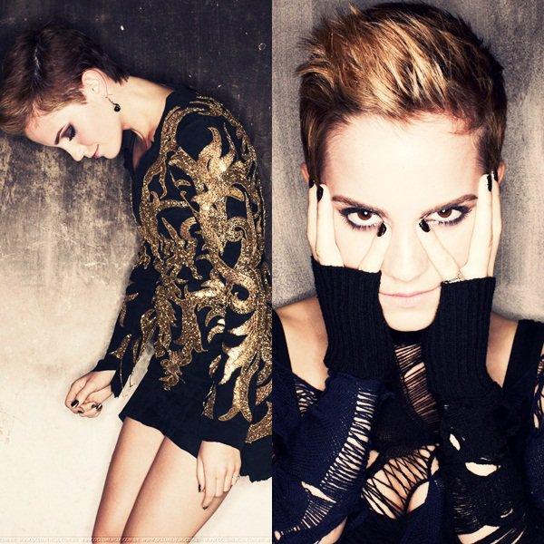 Emma Watson - Mariano Vivanco