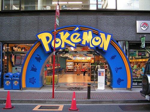 Pokémon Shop