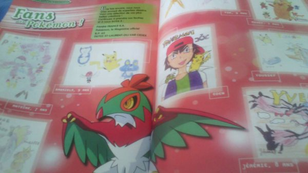 Fans de Pokémon (Le magasine officiel)