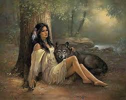 La Reine Des Loups  ( The Queen of Wolves )