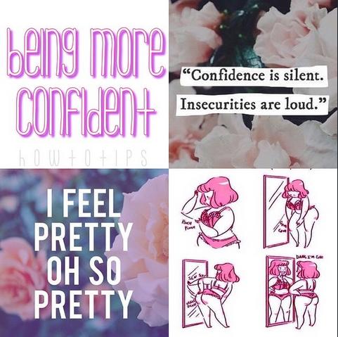 Avoir plus de confiance en soi même