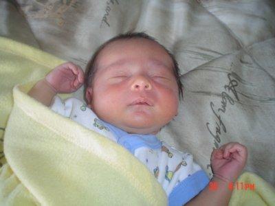 Mon fils Jérémy