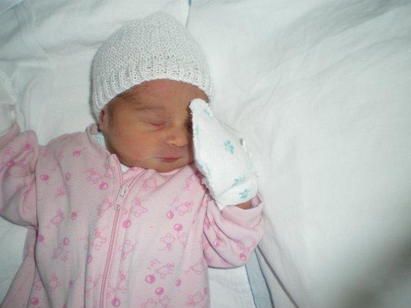 Ma belle fille Léanne