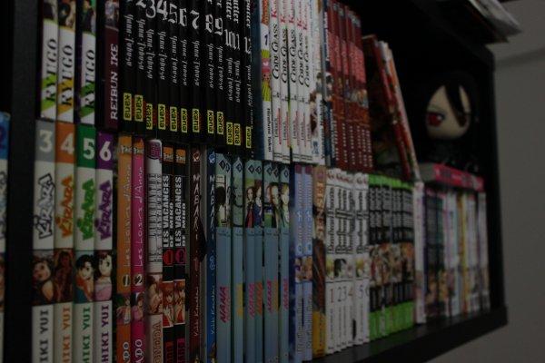 Mon Anime|Manga du moment....