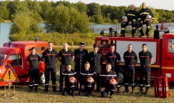 Sapeurs-Pompiers de Trainou