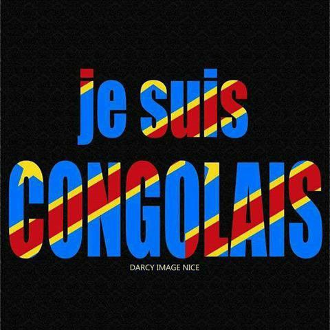 Je suis congolais !